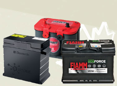Batterie Auto Ausiliarie