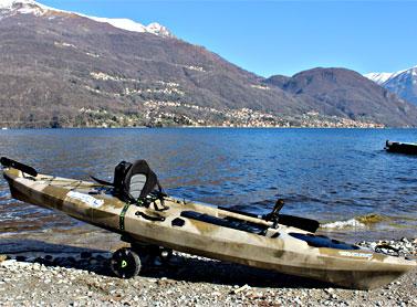 Kayak da Trekking e Pesca