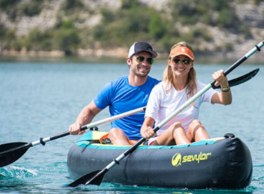 Kayak e Canotti gonfiabili Sevylor