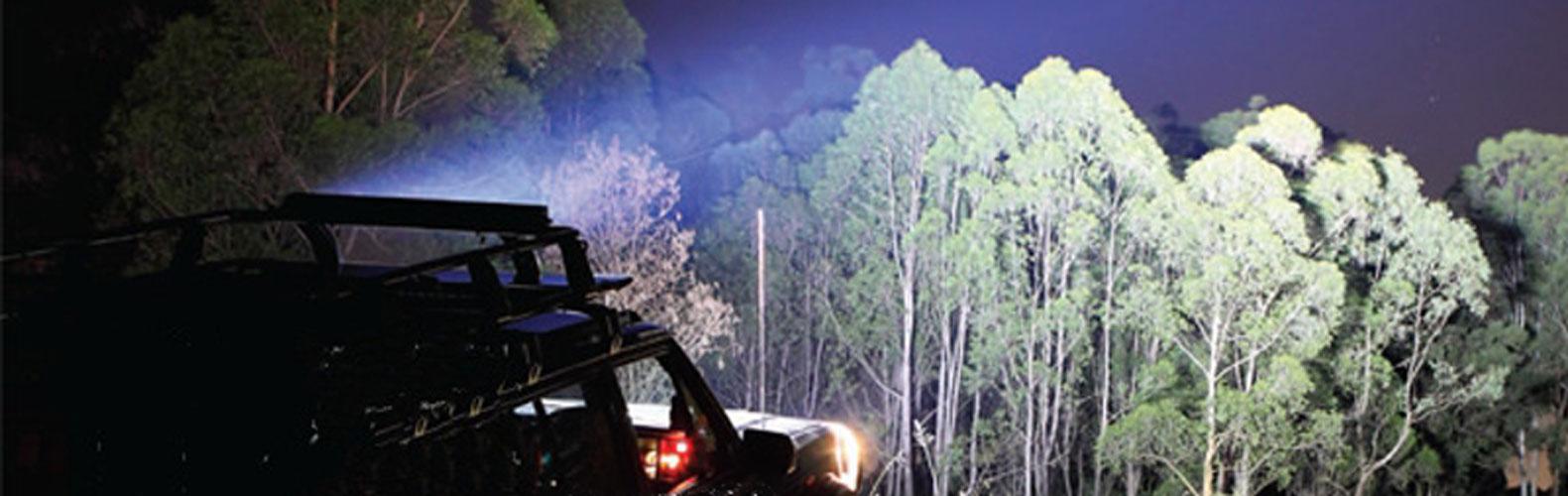 Fari e barre a led per auto survivalshop for Fari a led per auto
