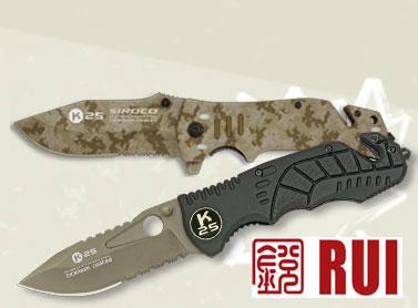 Coltelli tattici RUI K25
