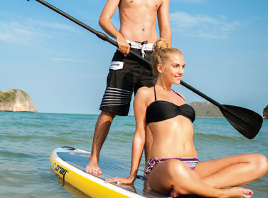 Stand Up Paddle Winsurf