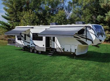 Specifici Camper e Caravan