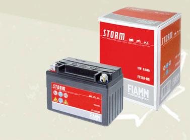 Batterie Moto Fiamm