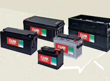Batterie Nautiche Fiamm