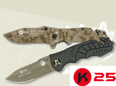 Coltelli tattici K25