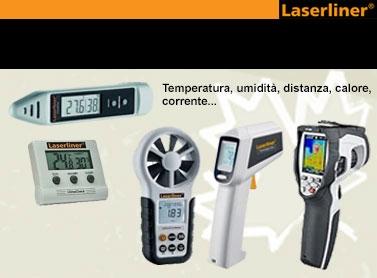 Misuratori Laserliner