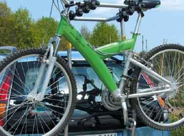 Porta Biciclette per auto