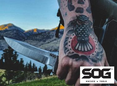 SOG Knives & Tools