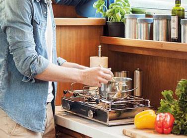 Fornelli piani cottura bbq pentole cucina accessori - Fornelli da tavolo gas ...