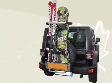 Porta Sci e Snowboard
