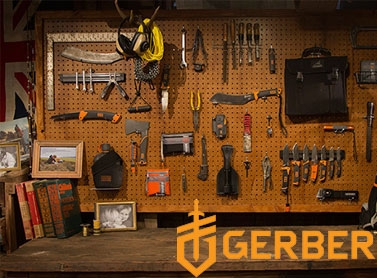 Gerber Bear Grylls Survival Tools