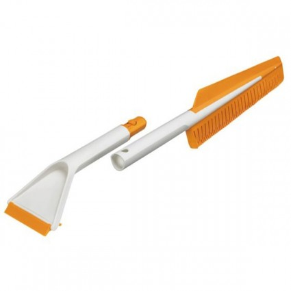 Fiskars Brush and Ice Scraper SnowXpert