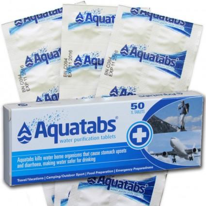 Aquatabs 50 cps