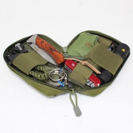 Kit di sopravvivenza Survival Shop Green Barbaric