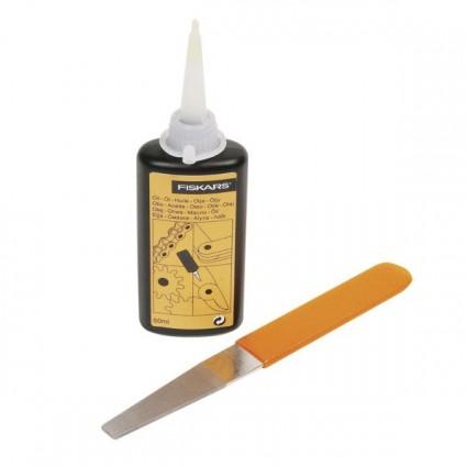Kit di manutenzione per attrezzi da taglio Fiskars
