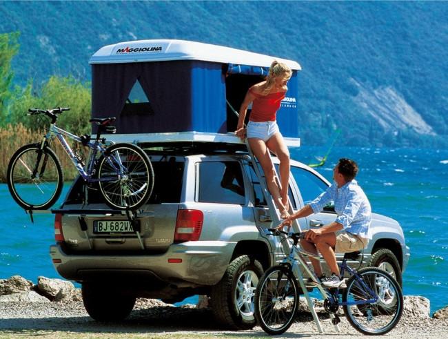 Tenda da tetto maggiolina airlander - Tenda da tetto oasis ...