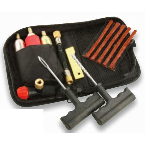 comprare on line 35f24 8c0a7 Kit ripara gomme tubless Gev con striscia autovulcanizzante