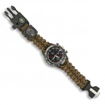 EMAK Outdoor Survival Watch