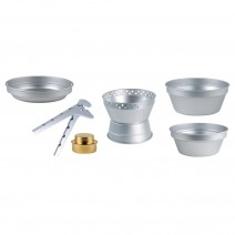 Cooking set Beaver Brand Alcopot 20