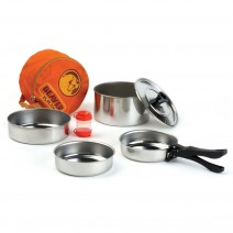 Cooking set Beaver Brand Alpina 16