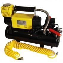 Compressore d'aria con serbatoio a 12 Volt
