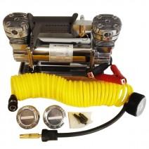 Compressore d'aria portatile 12 Volt - Comprex PT Double Head