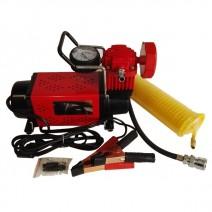 Compressore d'aria portatile 12 Volt - Comprex PT Small Red