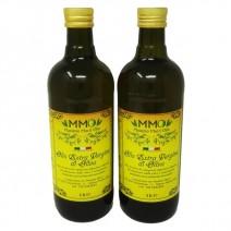 Olio Extravergine di Oliva MMO (Pack 2x1 litro)