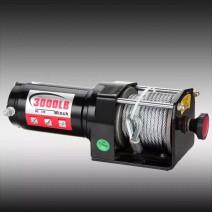Verricello Elettrico HC 3000 Libbre 12Volt